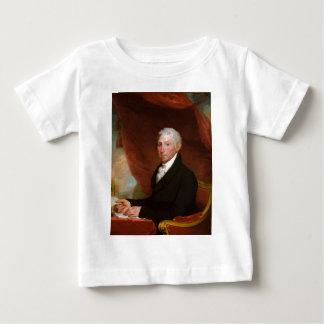 US President James Monroe by Gilbert Stuart Baby T-Shirt