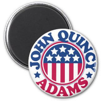 US President John Quincy Adams Magnet
