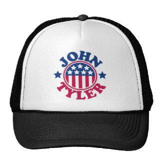 US President John Tyler Trucker Hat