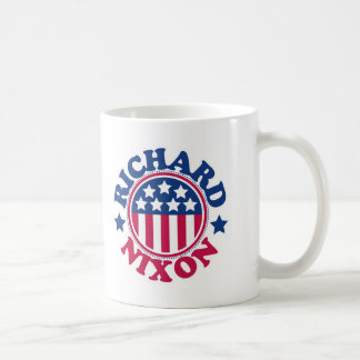 US President Richard Nixon Coffee Mug