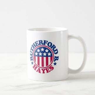 US President Rutherford Hayes Coffee Mug