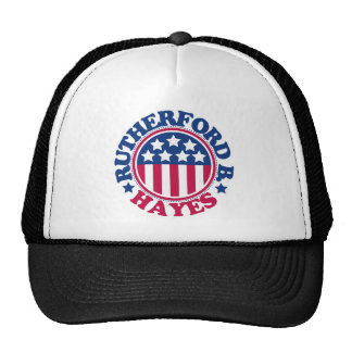 US President Rutherford Hayes Trucker Hat
