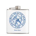 US Public Health Service Hip Flasks