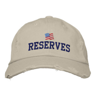 US Reserves Embroidered Hat