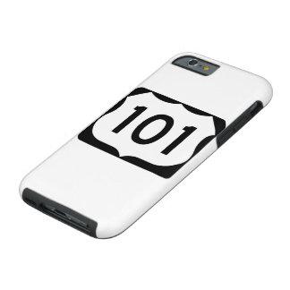 US Route 101 Sign Tough iPhone 6 Case