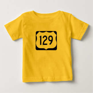 US Route 129 Sign T-shirt