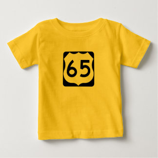 US Route 65 Sign T Shirt