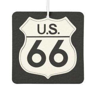 US Route 66 Classic Air Freshener