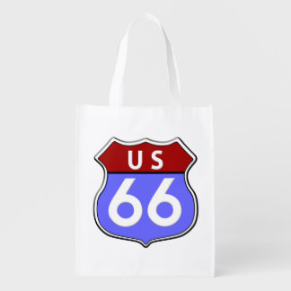 US Route 66 Legendary Bag