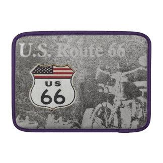 US Route 66 MacBook Sleeves