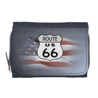 US Route 66. Wallet