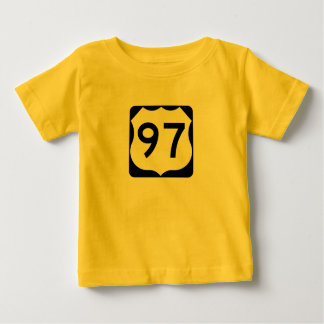 US Route 97 Sign Shirt