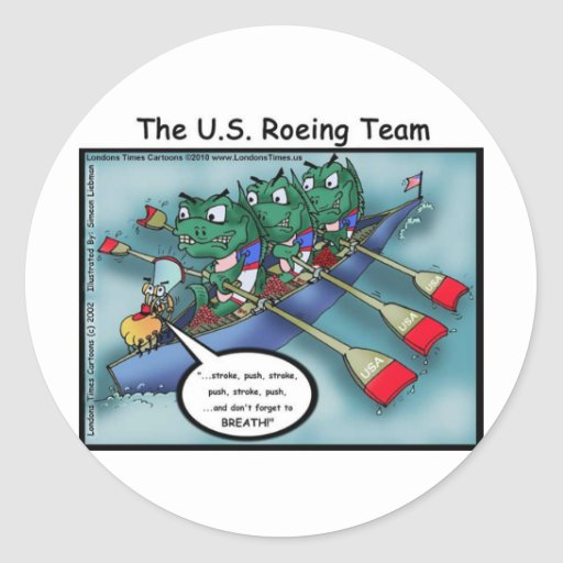Us Rowing Roe Ing Team Funny Tees Cards Mugs Etc Classic