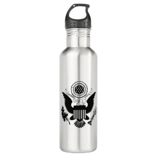 US Seal Stainless Steel Water Bottle