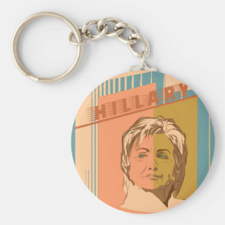 US Senator Hillary Rodham Clinton Keychain