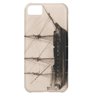 US ship Bonhomme Richard model Cover For iPhone 5C