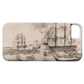 US ship Columbus 1815 iPhone SE/5/5s Case