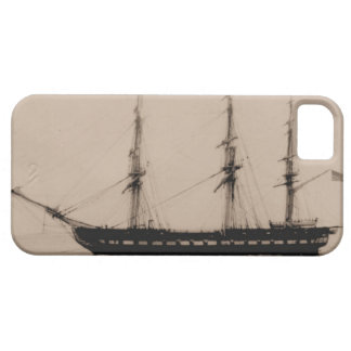 US ship Constitution iPhone SE/5/5s Case