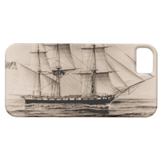 US Ship Erie 1814 iPhone SE/5/5s Case