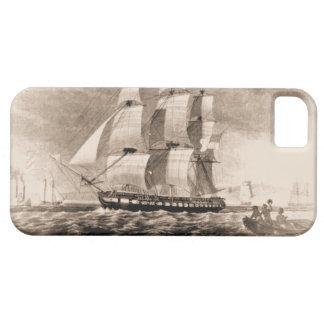 US ship Houston 1819 iPhone SE/5/5s Case