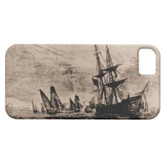 US ship Philadelphia 1800 iPhone SE/5/5s Case