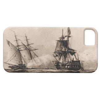 US Ship  schooner enterprise iPhone SE/5/5s Case
