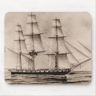 US Ships Erie 1814 Mouse Pad