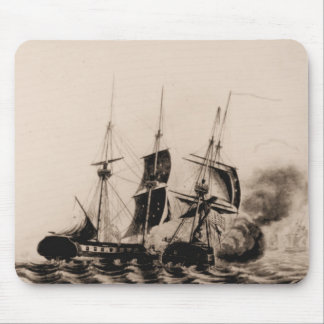 US Ships Wasp 1806 Mouse Pad