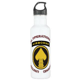 US SOC - Airborne Water Bottle