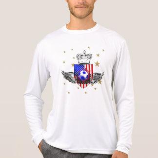 US soccer Microfibre Intelligent Sports shirt