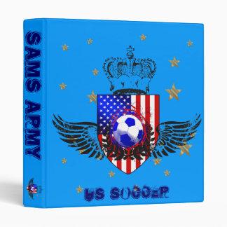 US Soccer - Sams Army Binder file for fans