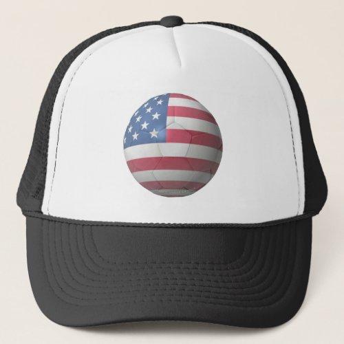 US Soccer Trucker Hat