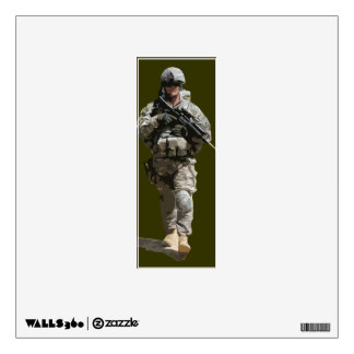 US Soldier Wall Decals
