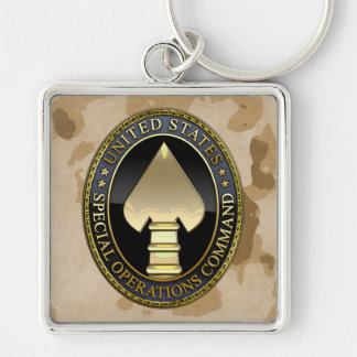 US Special Operations Command Keychain