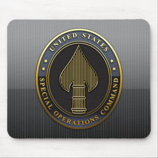 US Special Operations Command Mouse Pad