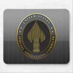 US Special Operations Command Mousepads
