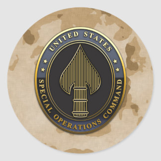 US Special Operations Command Stickers