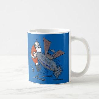 US Special Ops Steampunked Santa Coffee Mug