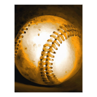 US Sports - Baseball Flyers