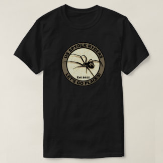 US Spyder Ryders - Circle Logo T-Shirt
