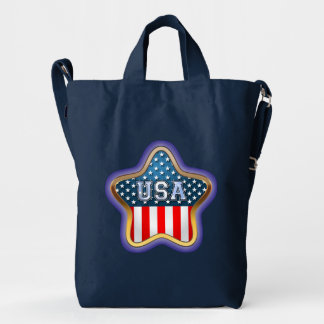 US Star Duck Bag