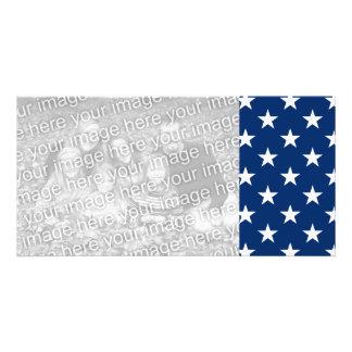 US Stars Photo Card