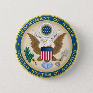 US State Department Button