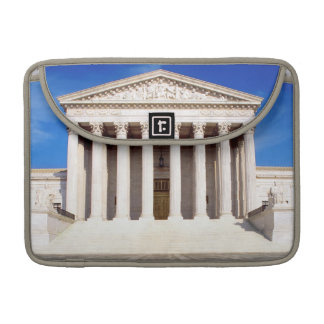US Supreme Court building, Washington DC, USA Sleeves For MacBooks
