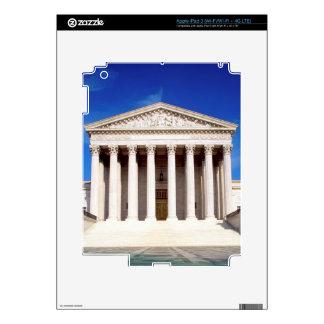 US Supreme Court building, Washington DC, USA Skins For iPad 3