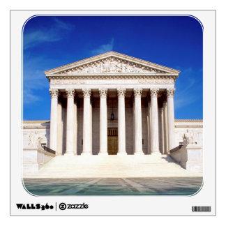US Supreme Court building, Washington DC, USA Wall Stickers
