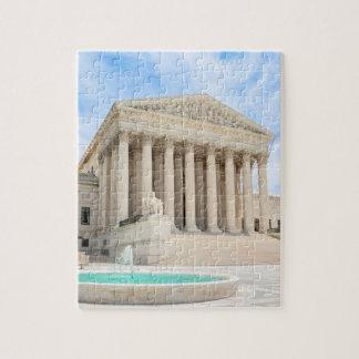 US Supreme Court Jigsaw Puzzle