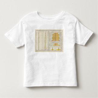 US Tea, Coffee, Sugar, and Molasses Imports 1891 Tee Shirt
