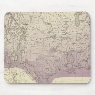 US Temperature Mouse Pad