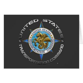 US Transportation Command Card